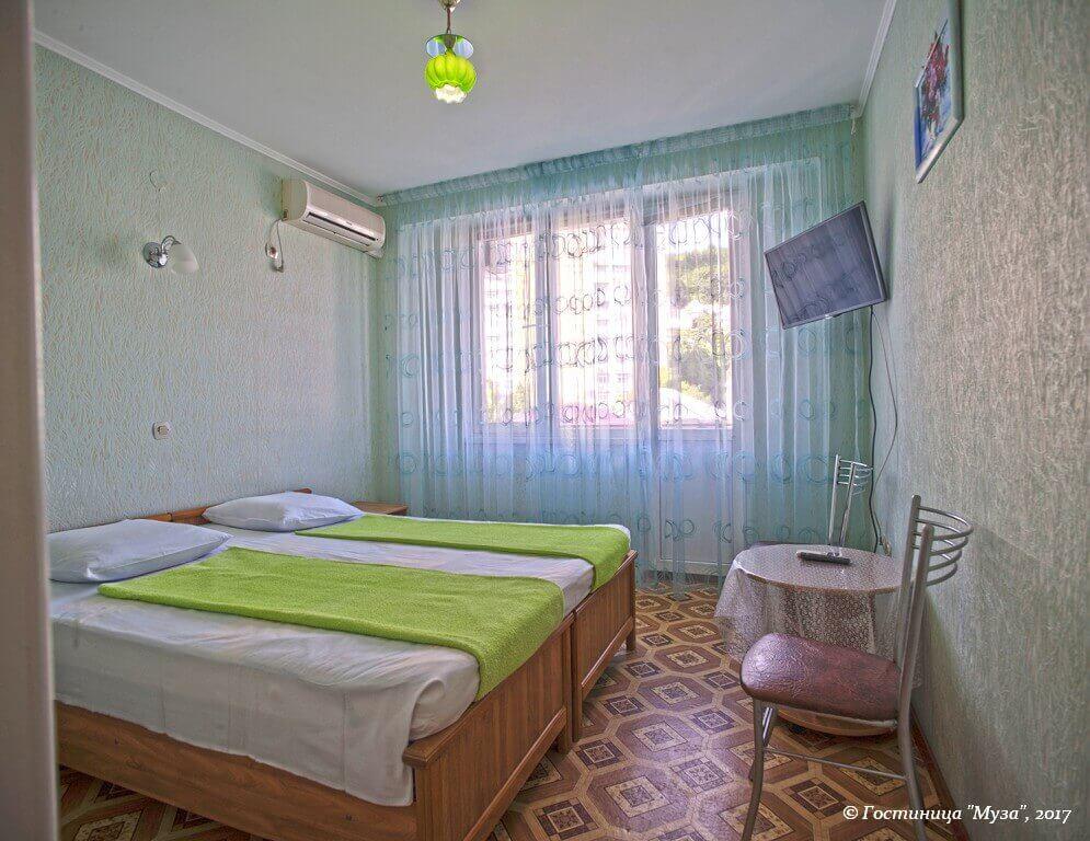 Муза отель лазаревское